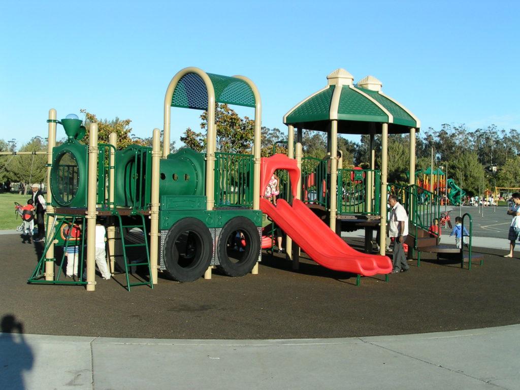 Los Gatos Playground