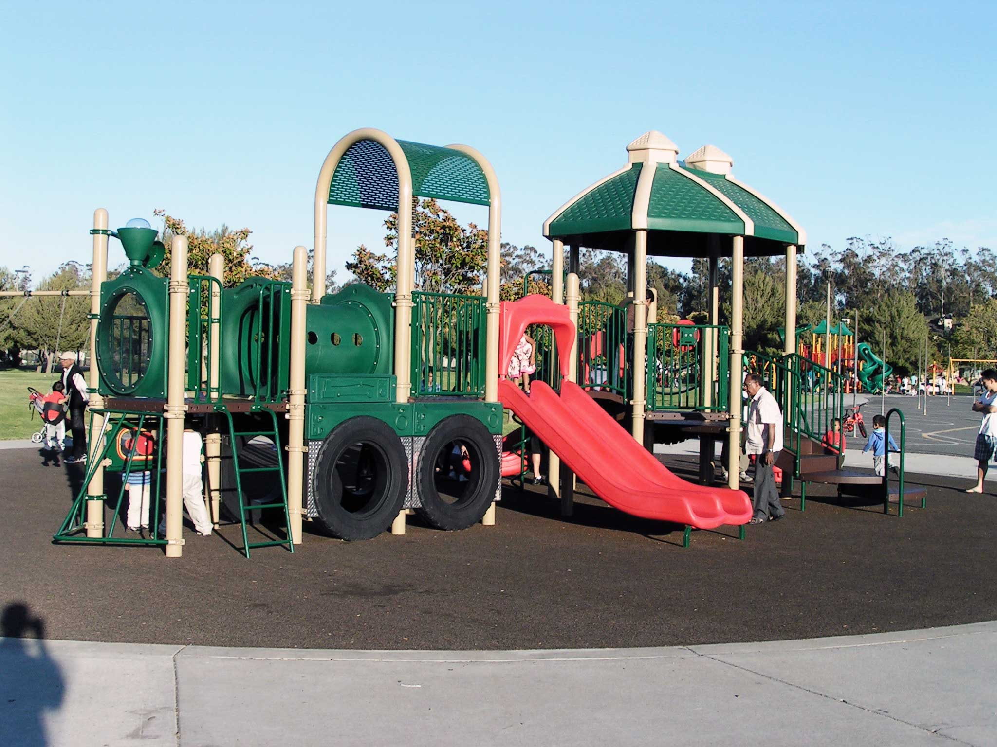 playground equipment in los gatos