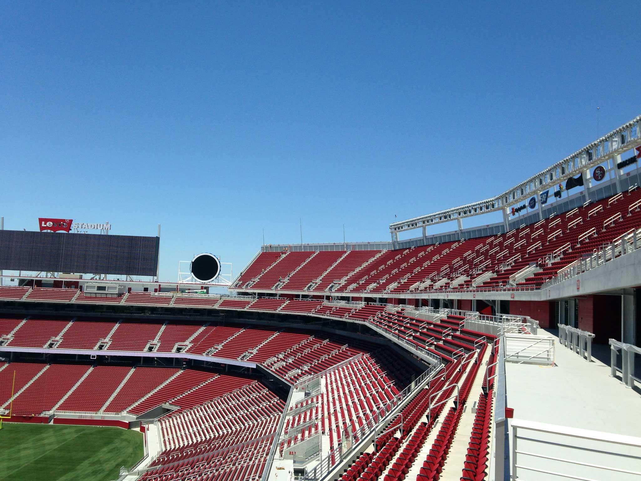 stadium flagpole company