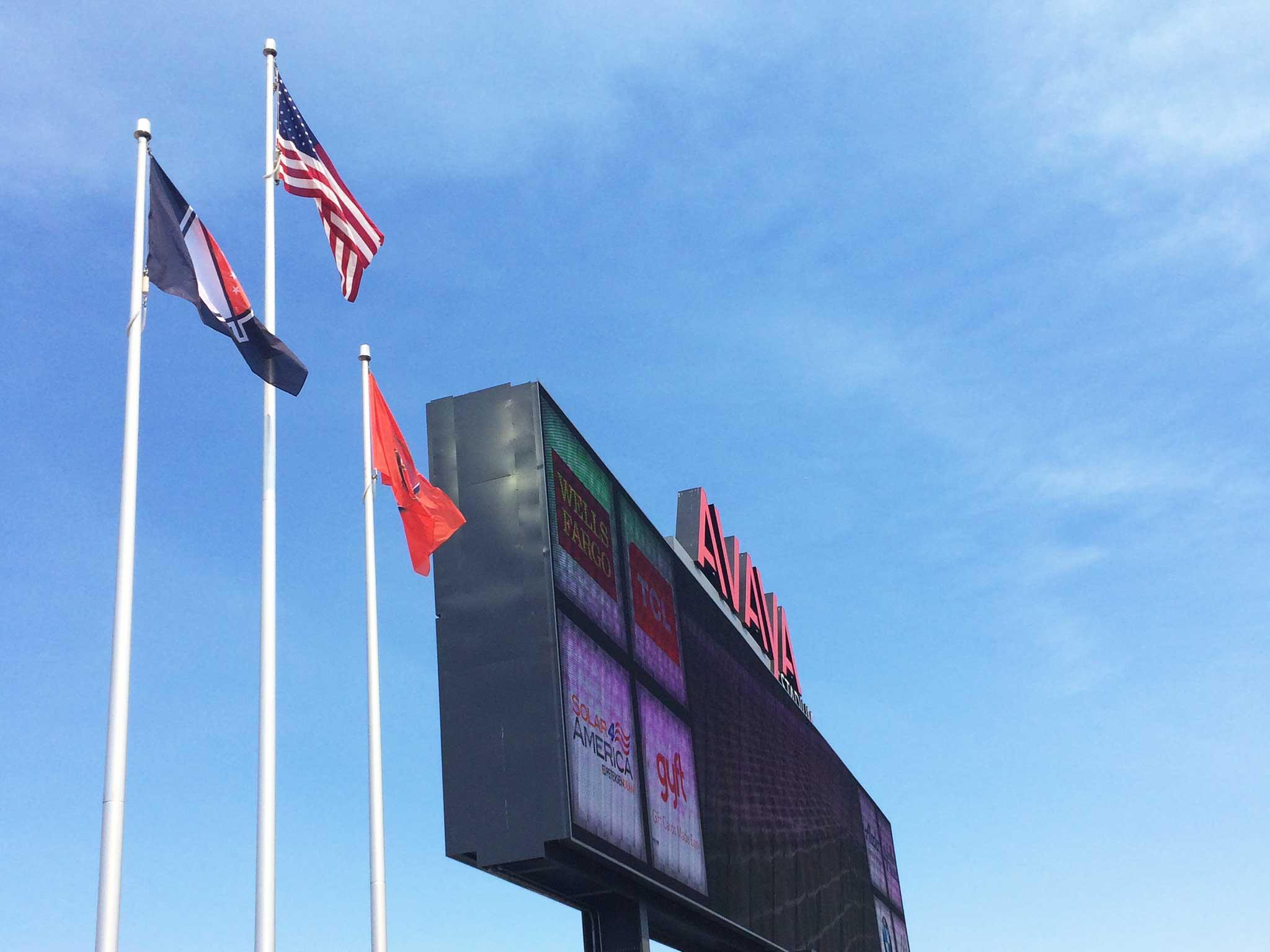 avaya-stadium-flagpoles